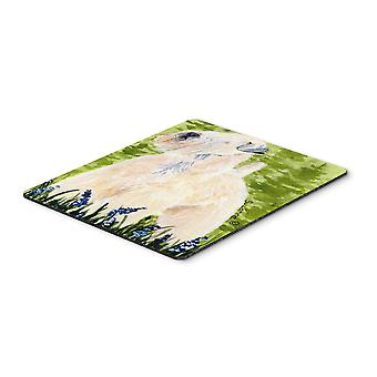 Carolines Treasures  SS1033MP Wheaten Terrier Soft Coated Mouse Pad / Hot Pad /