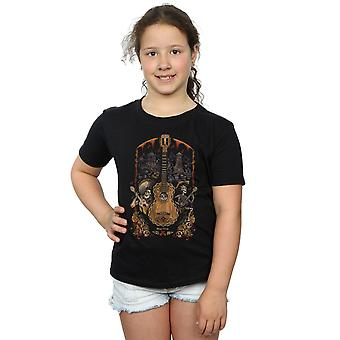 Disney Girls Coco Guitar Poster T-Shirt