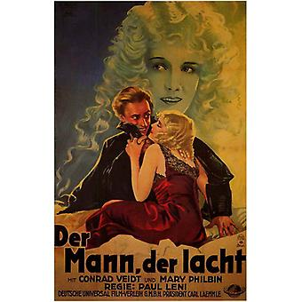 Der Mann, der lacht Movie Poster (11 x 17)