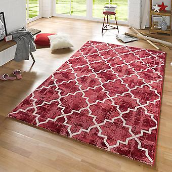 Design carpet elegance red cream | 102440