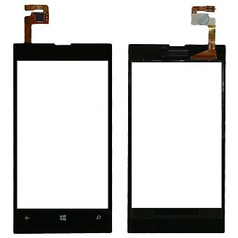 Nokia Lumia 520 Touch Screen Digitizer utan ram