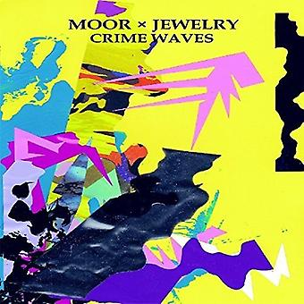 Hede mor - hede X smykker: Kriminalitet bølger [Vinyl] USA importerer