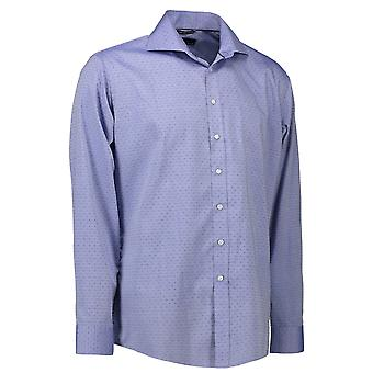 ID Mens Exlusive Non Iron Cotton Shirt