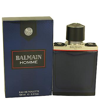 Balmain Homme Eau de Toilette 100ml EDT Spray