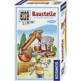 Family game Kosmos WAS IST WAS Junior - Baustelle 699741 5 years and over