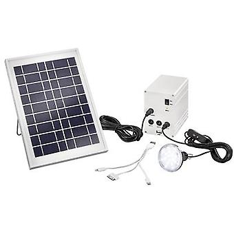 Solar charger Esotec Multipower 5W 120001 Charging current (max.