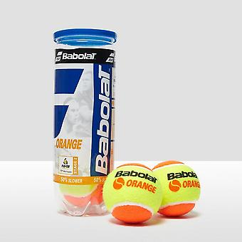 Babolat Orange Tennis Balls (3 Ball Can)