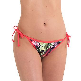 LingaDore 2908TSB-144 Women's Adventure Multicolour Tropical Swimwear Beachwear Bikini Bottom