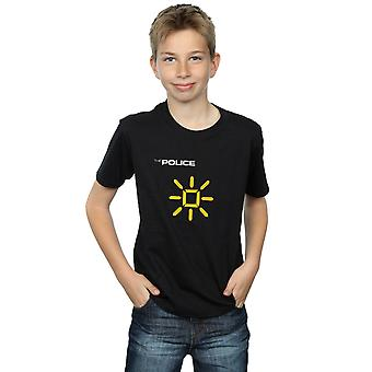 The Police Boys Invisible Sun T-Shirt