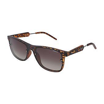Polaroid Unisex Sunglasses Brown