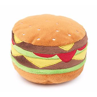 FuzzYard Peluche Plush Toy Hamburger (Dogs , Toys & Sport , Stuffed Toys)