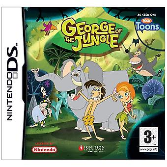 George de la Jungle (Nintendo DS)