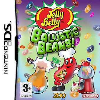 Jelly Belly Ballistic Beans (Nintendo DS)