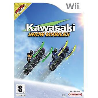 Kawasaki sneeuw Mobiles (Wii)