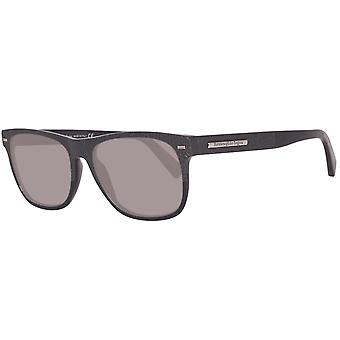 Zegna sunglasses men black
