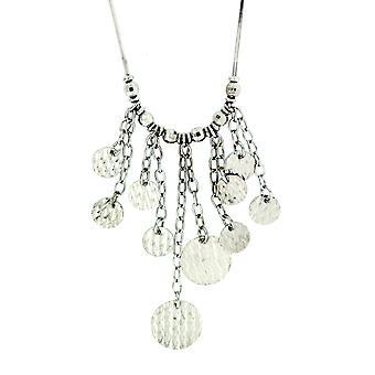Orphelia Silver 925  Necklace 42Cm Fant  ZK-2522