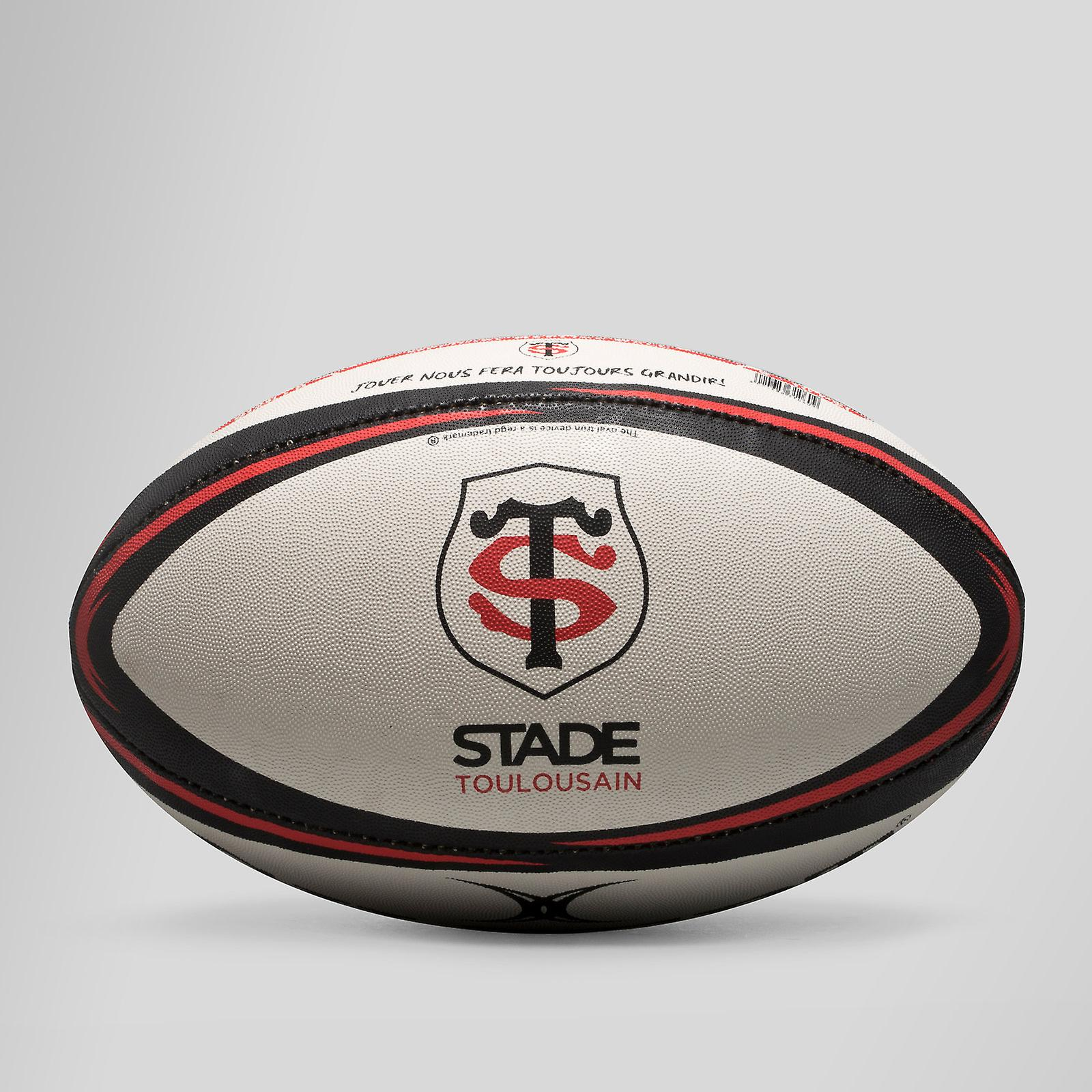 Gilbert Toulouse Official Replica Rugby Ball