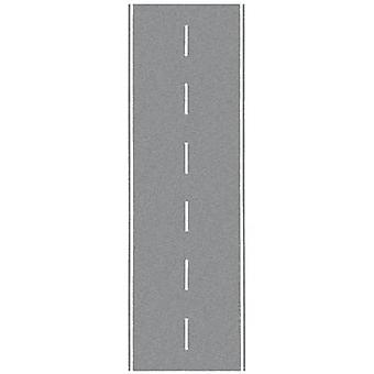 H0 A road (L x W) 1 m x 80 mm NOCH 60703