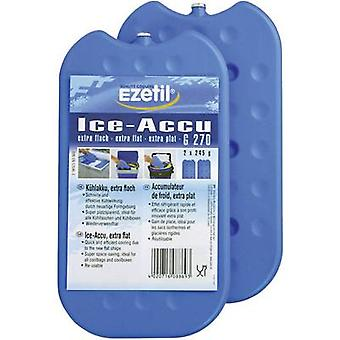 Cooling elements Ezetil IceAkku G270 886920 2 pc(s) (L x W) 215 mm x 120 mm