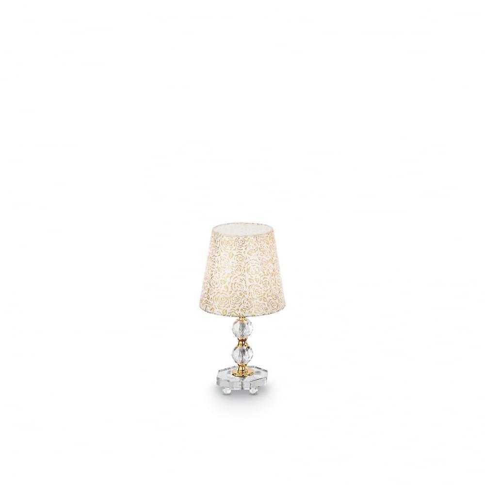 Lampe de Table Ideal Lux Reine petit