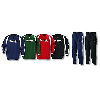 Reebok da jogging suit base junior