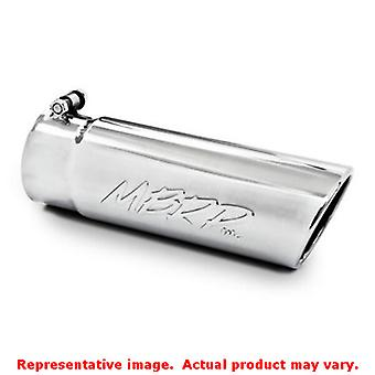 MBRP Universal Tips T5136 Mirror Polished Fits:UNIVERSAL 0 - 0 NON APPLICATION