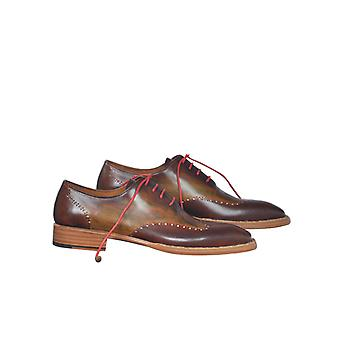 Handcrafted Premium Leather Afro R Oxford Shoe