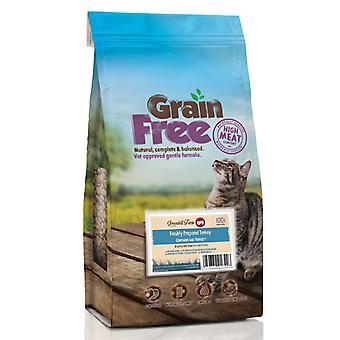 Greenhill Farm Grain Free Cat Turkey 2KG