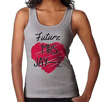 Future Mrs Jay Z Women's Vest