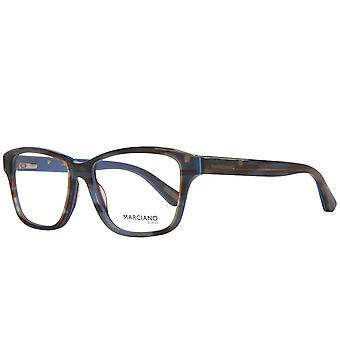 GUESS by MARCIANO women's glasses blue
