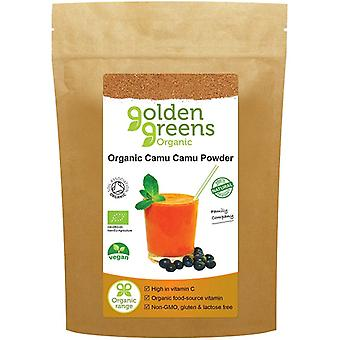 Golden Green Organic Organic Camu Camu Powder 40g
