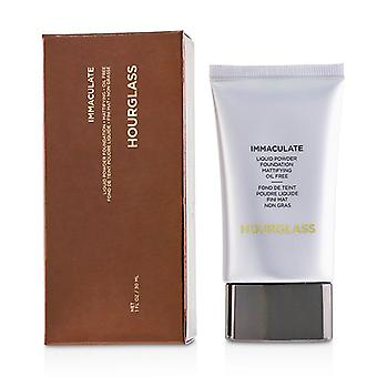 Hourglass Immaculate Liquid Powder Foundation - # Nude - 30ml/1oz