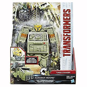 Transformers Knight Armor Turbo Changer Hound