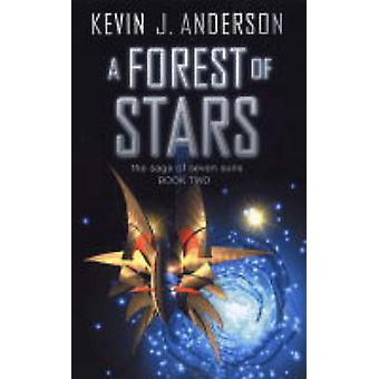 A Forest of Stars by Kevin J. Anderson - 9780743430661 Book
