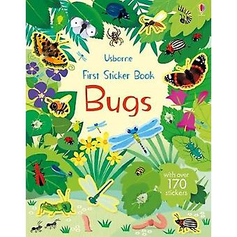 First Sticker Book Bugs by Holly Bathie - 9781474937078 Book