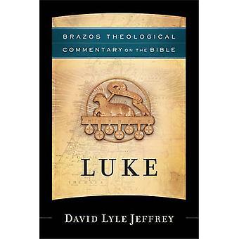 Luke by David Lyle Jeffrey - 9781587431418 Book
