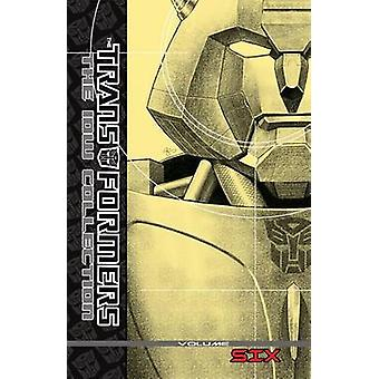 Transformers - The IDW Collection - Volume 6 by Zander Cannon - Chee -
