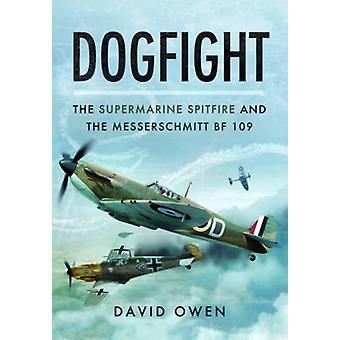 Dogfight - Supermarine Spitfire og Messerschmitt BF109 af Dav