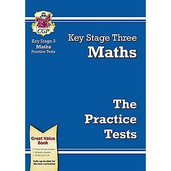 KS3 Mathe Praxis testet (2nd Revised Edition) von CGP Books - CGP Boo