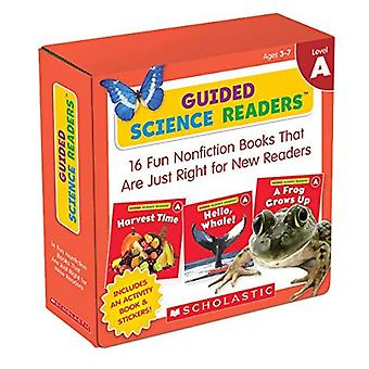 Guided Science Readers: Level A [With Sticker(s) and Activity Book]