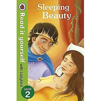 Sleeping Beauty - Lees het zelf met lieveheersbeestje: niveau 2