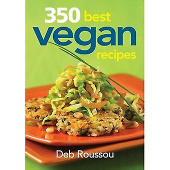 350 recettes végétaliennes