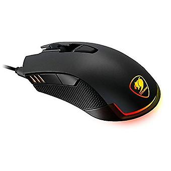 Mouse Gaming Cougar nero 3MREVWOI.0001