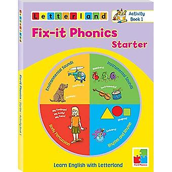 Fix-it Phonics - Starter Level: No.1: Activity Book