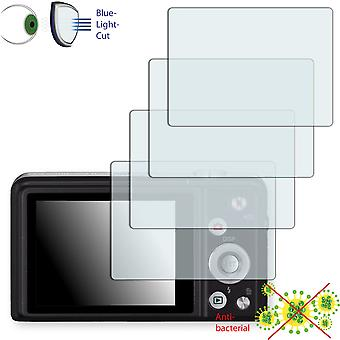 Casio Exilim EX-ZS100 display protector - Disagu ClearScreen protector