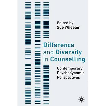 Difference and Diversity in Counselling by Sue Wheeler