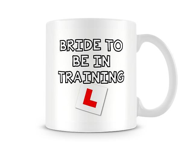 Bride To Be In Training Mug