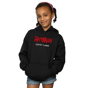 Marvel Girls Ant-Man AKA Scott Lang Hoodie
