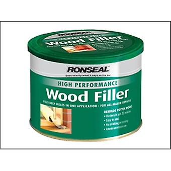 Ronseal High Performance Wood Filler natuurlijke 550g