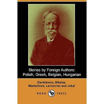 Histoires écrits par des auteurs étrangers polonais grec hongrois belge par Jokai & Maurus